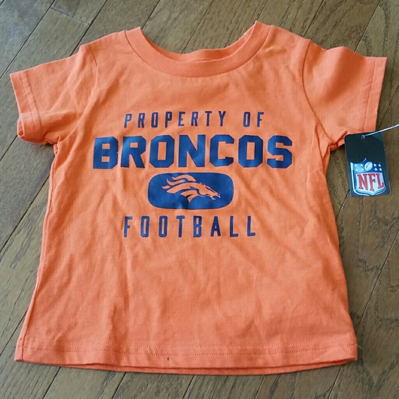 d327b384 NFL Shirts & Tops | Denver Broncos Tshirt Toddler | Poshmark